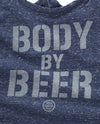 Body By Beer Ladies Tank