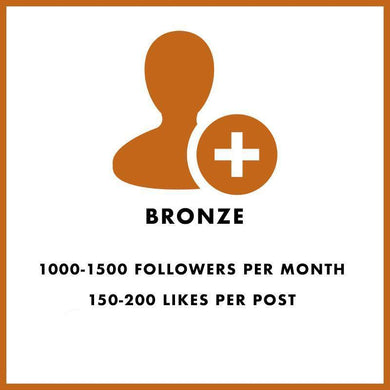 Bronze Influencer