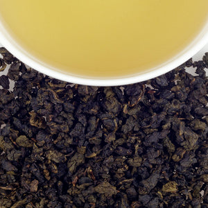 Pomegranate Oolong Tea