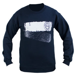 Nervous Dog crewneck sweatshirt.