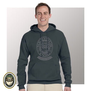Nervous Dog Hooded Sweatshirt