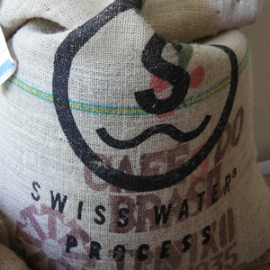 FTO Certified Swiss Water Process Organic Decaf (French Roast)