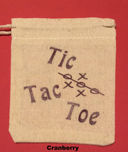 Load image into Gallery viewer, Tic Tac Toe in a Bag
