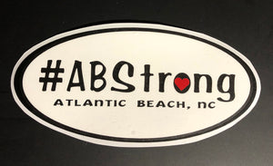 #ABStrong Decal, Plain