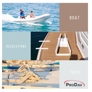 Boating Resolutions