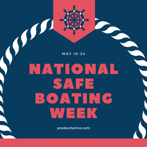 National Safe Boating Week 2019