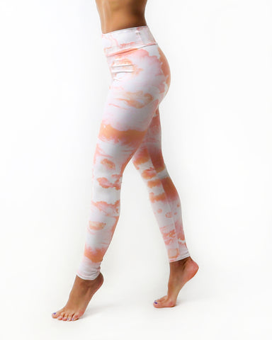 Color Plane Long Leggings