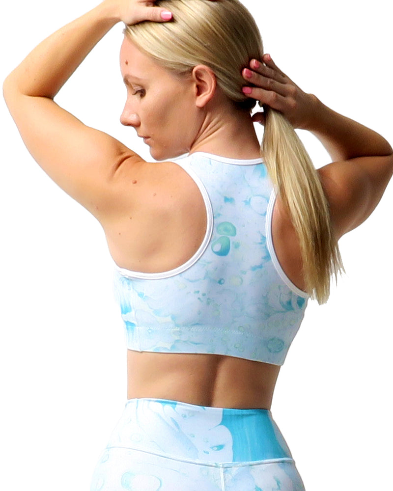 Waves Sports bra