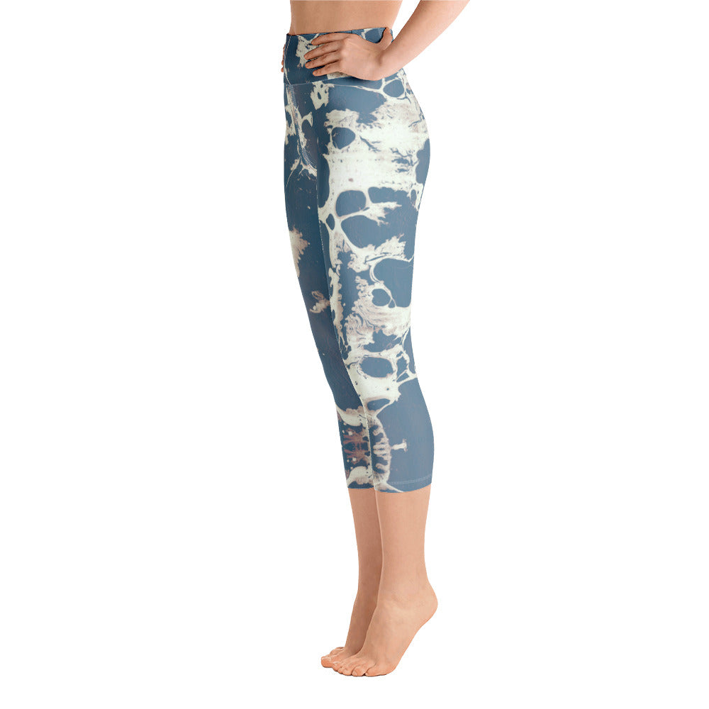 Tide Capri Leggings