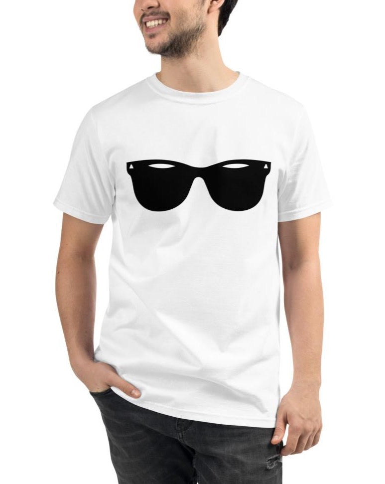 Mens Sunglasses T-Shirt
