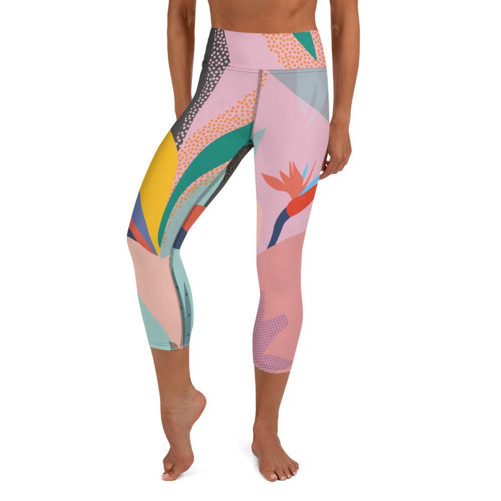Jessie Capri Leggings