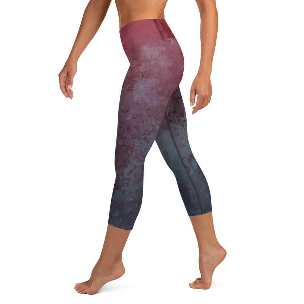 Veil Capri Leggings