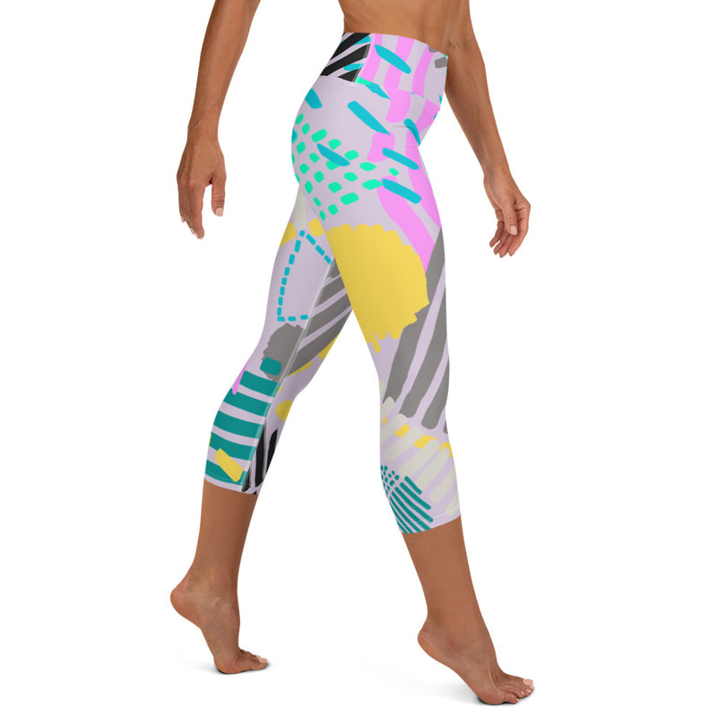 Tori Capri Leggings