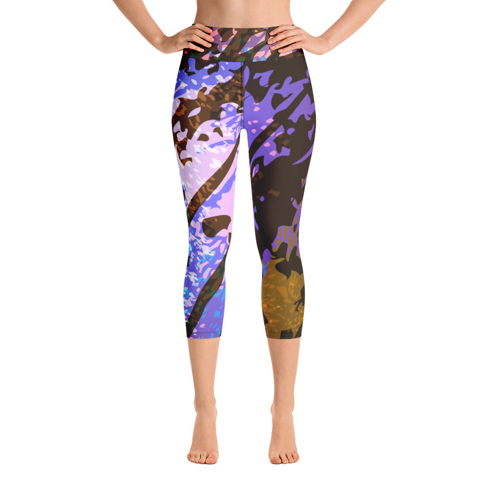 Agathina Capri Leggings
