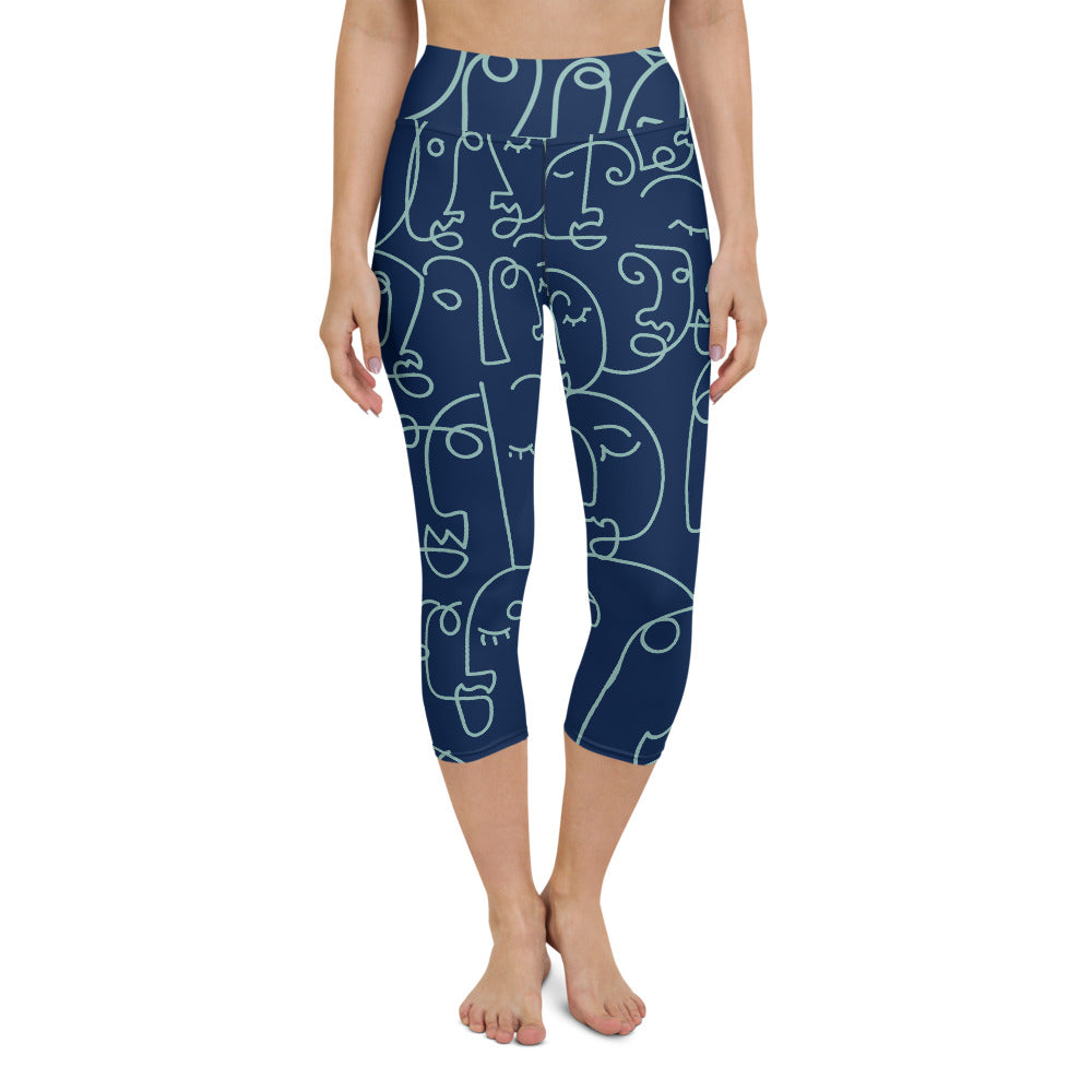 Mazurka Capri Leggings