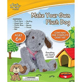BMS Craft for Kids Make Your Own Plush Dog