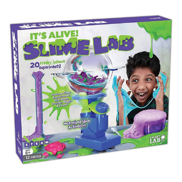 SmartLab Toys It's Alive! Slime Lab
