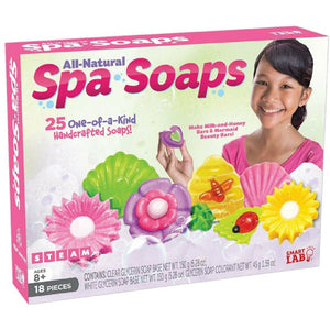 SmartLab Toys All Natural Spa Soaps