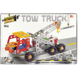 Construct-It DIY Mechanical Kits - Tow Truck