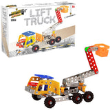 Construct-It DIY Mechanical Kits - Lift Truck