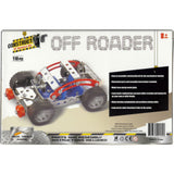 Construct-It DIY Mechanical Kits - Off Roader