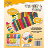 BMS Craft for Kids Crochet A Scarf