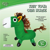 BMS Craft for Kids Knit Your Own Horse