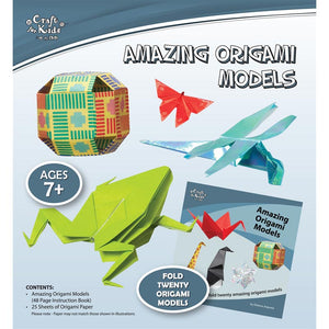 BMS Craft for Kids Amazing Origami Models