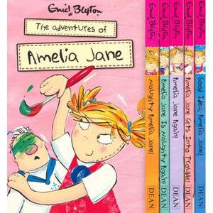 Amelia Jane Book Box Set - Enid Blyton