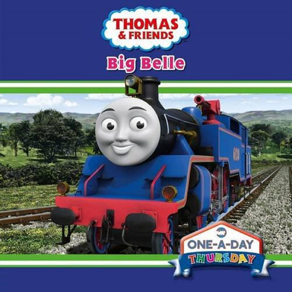 Thomas & Friends One-A-Day Thursday Big Belle Board Book