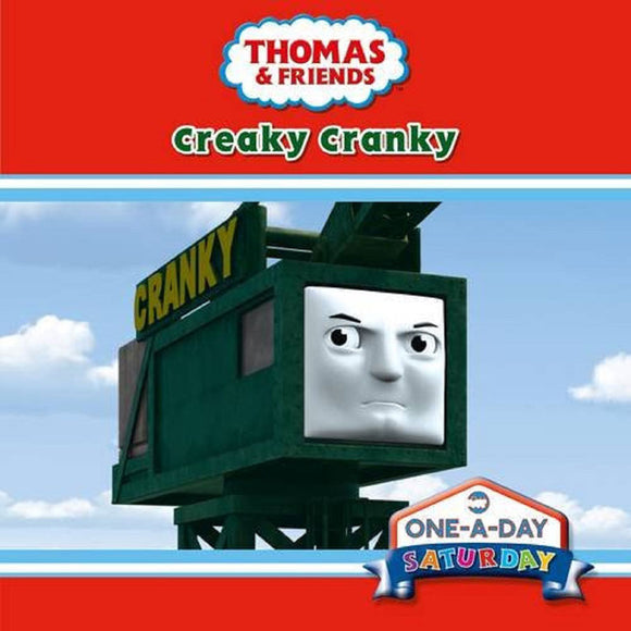 Thomas & Friends One-A-Day Saturday Creaky Cranky Board Book
