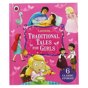 Ladybird Traditional Tales for Girls Story Book