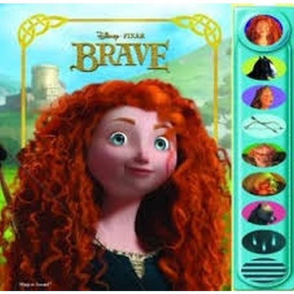 Disney Pixar Brave Play a Sound Book