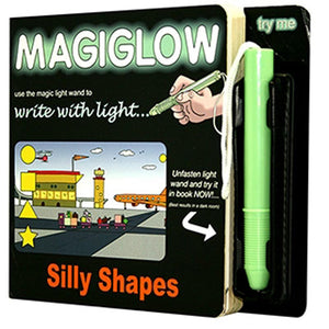 Magiglow Silly Shapes Book