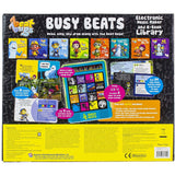 Beat Bugs Busy Beats - Electronic Music Maker and 8-Book Library