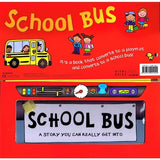 Convertible School Bus Storybook