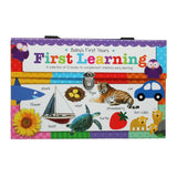 Baby's First Years Early Learning 10 Book Carry Case Set