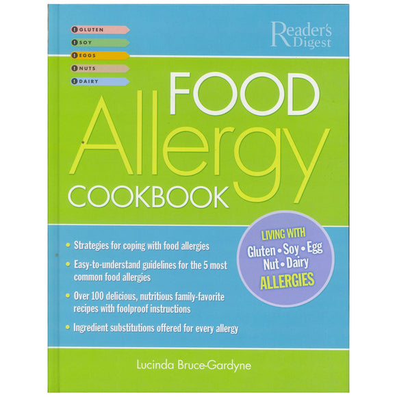 Reader's Digest Food Allergy Cookbook