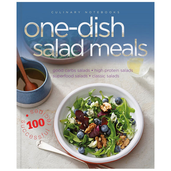 One-Dish Salad Meals Cookbook