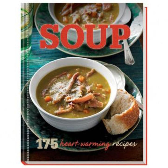 Reader's Digest Soup 175 Heart Warming Recipes Cookbook