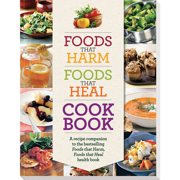 Reader's Digest Foods That Harm, Foods That Heal Cookbook