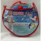 Bedtime Pals Touch and Feel Cloth Book
