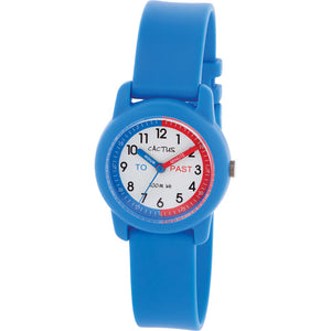 Cactus Nipper 100m Water Resistant Time Teacher Blue