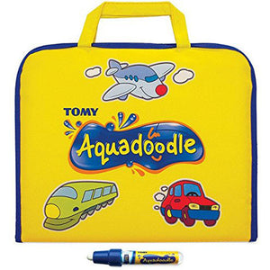 Tomy Aquadoodle Colour Doodle Bag Yellow