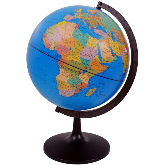 Edu-Toys Swivel Political Globe 28cm
