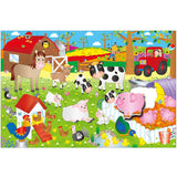 Galt Farm Giant Floor Puzzle 30pcs
