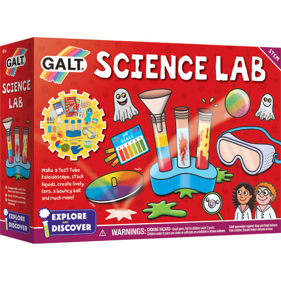 Galt Science Explore & Discover Science Lab