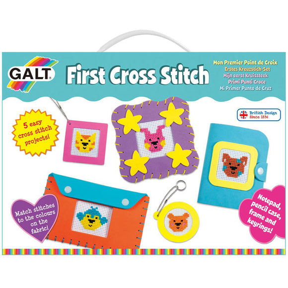 Galt First Cross Stitch