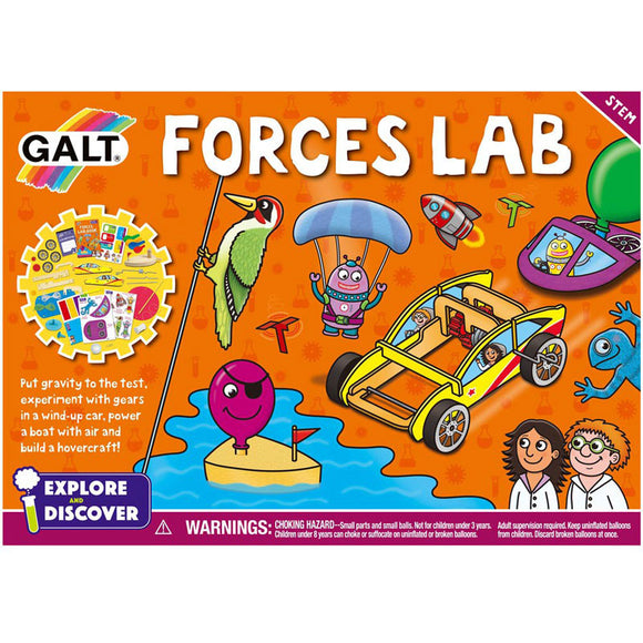 Galt Science Explore & DiscoverForces Lab