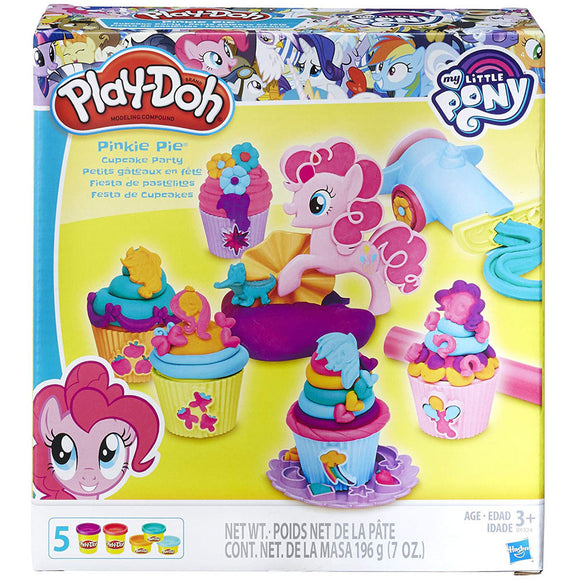 Play-Doh My Little Pony Pinkie Pie Cupcake Party Modelling Dough